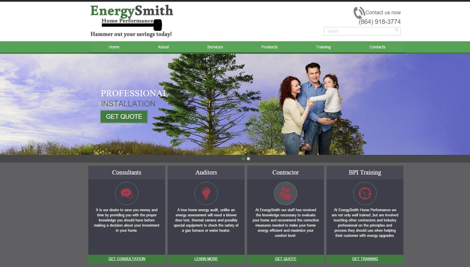Marketing Website Design Asheville Nc
