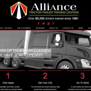 Alliance Tractor Trailer
